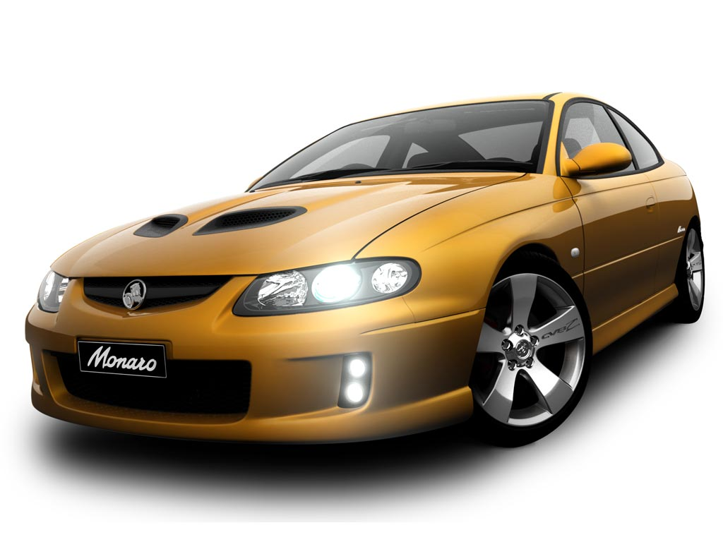 2005 Holden Monaro CV8-Z Pictures, History, Value ...