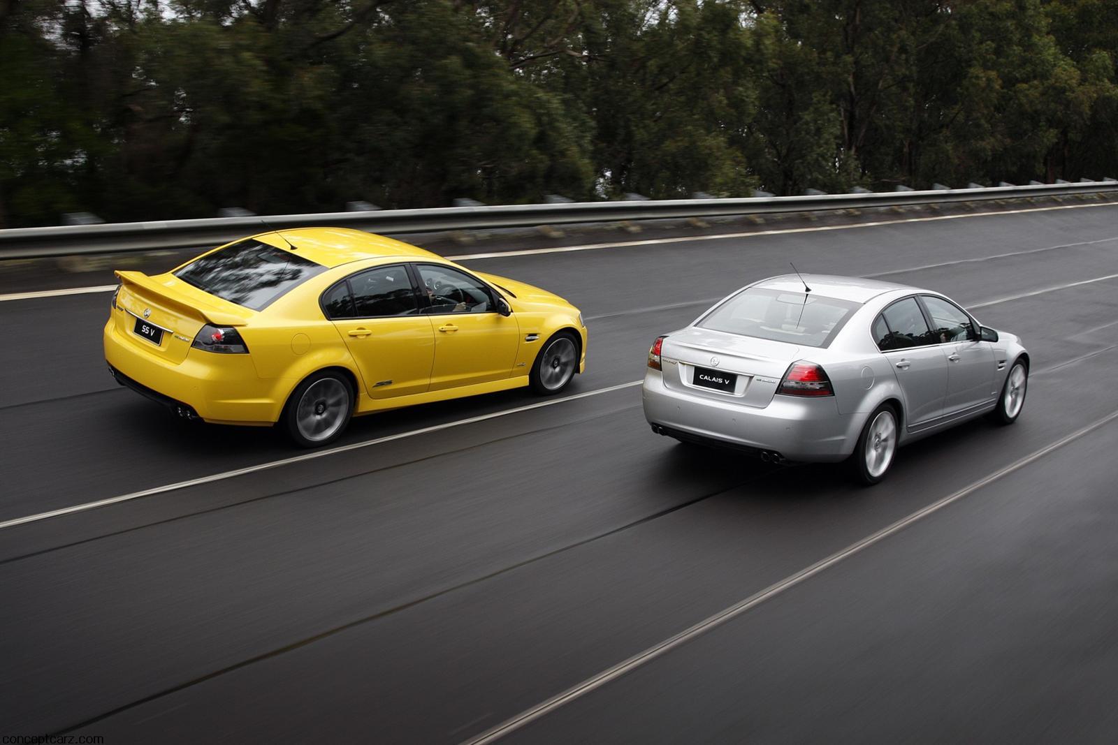 2011 Holden Commodore Ssv Ve Ii Image Http Www