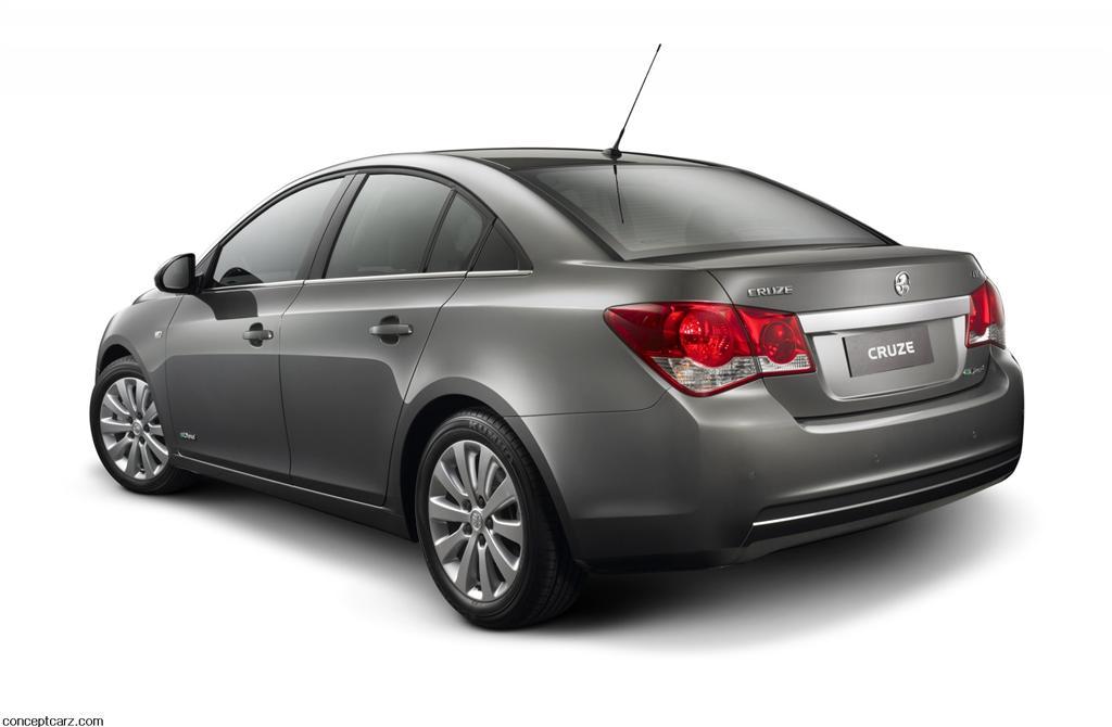 2011 Holden Series Ii Cruze Conceptcarz Com