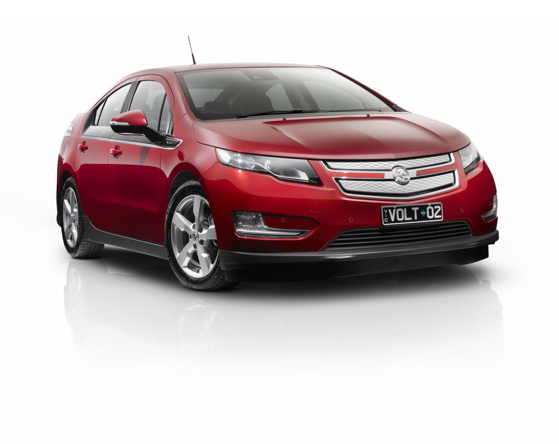 Auction results and data for 2013 Holden Volt - Conceptcarz