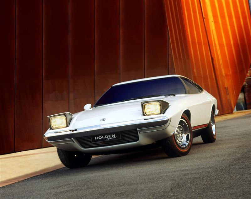 1969 Holden Torana GTR-X Concept Image