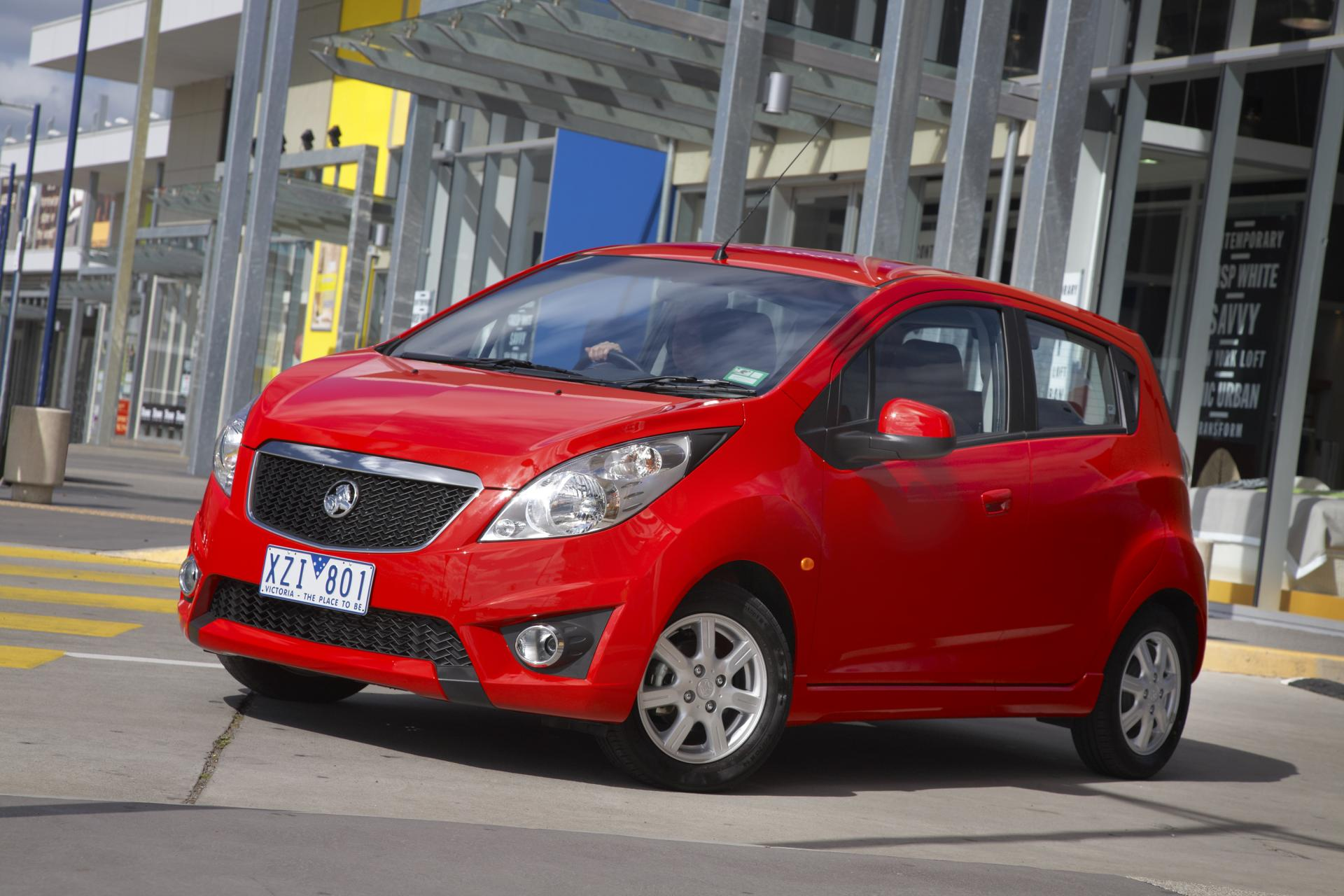 2011 Holden Barina Spark Conceptcarz Com