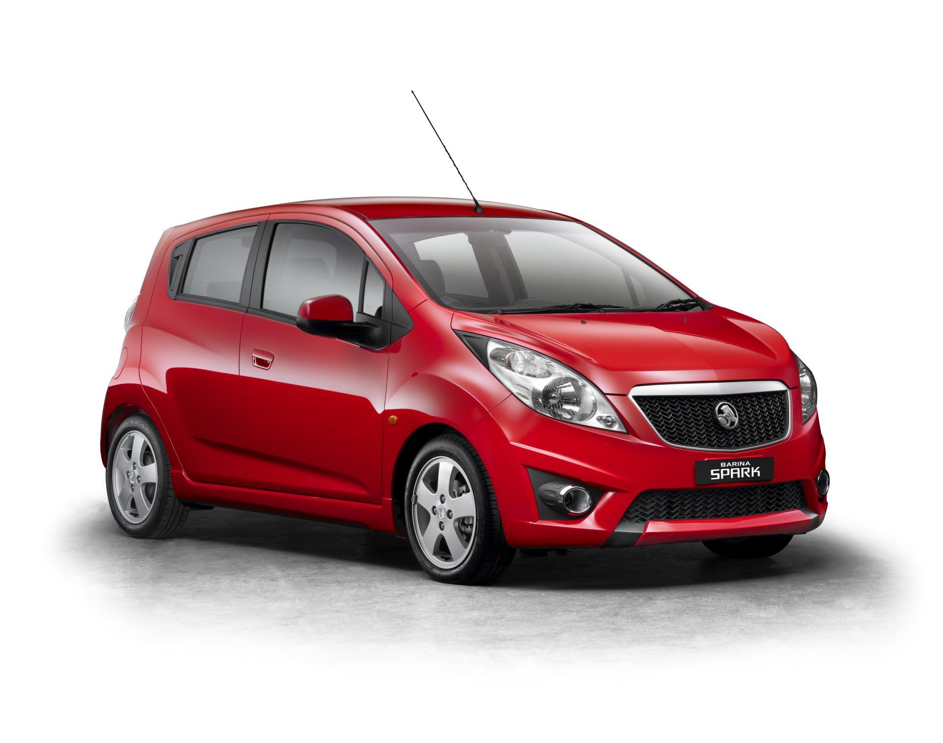 2011 Holden Barina Spark Image Http Www Conceptcarz Com