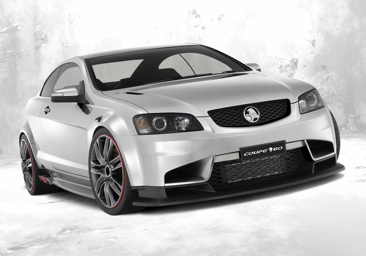 Diamond Auto Sales >> 2008 Holden Coupe 60 Concept - conceptcarz.com