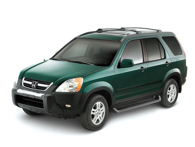 Хонда срв 2004 фото