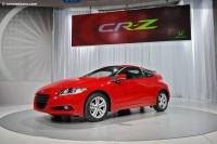 2011 Honda CR-Z Sport Hybrid Coupe image.