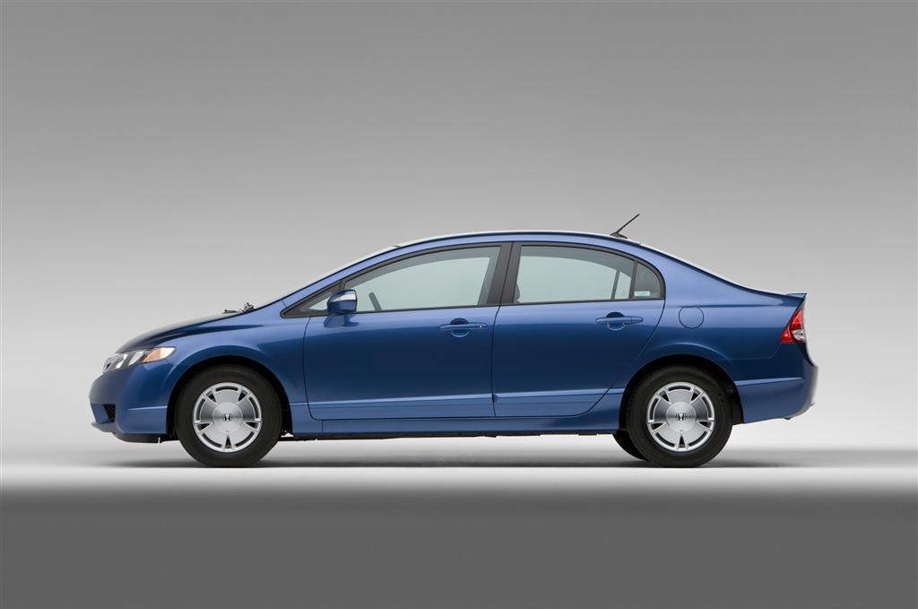 2010 honda civic hybrid for Honda civic 2010 model