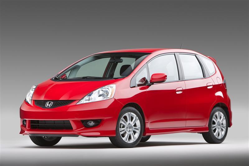 2010 Honda Fit
