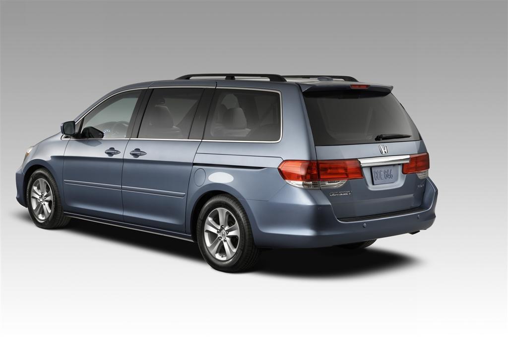 2010 Honda Odyssey  conceptcarzcom