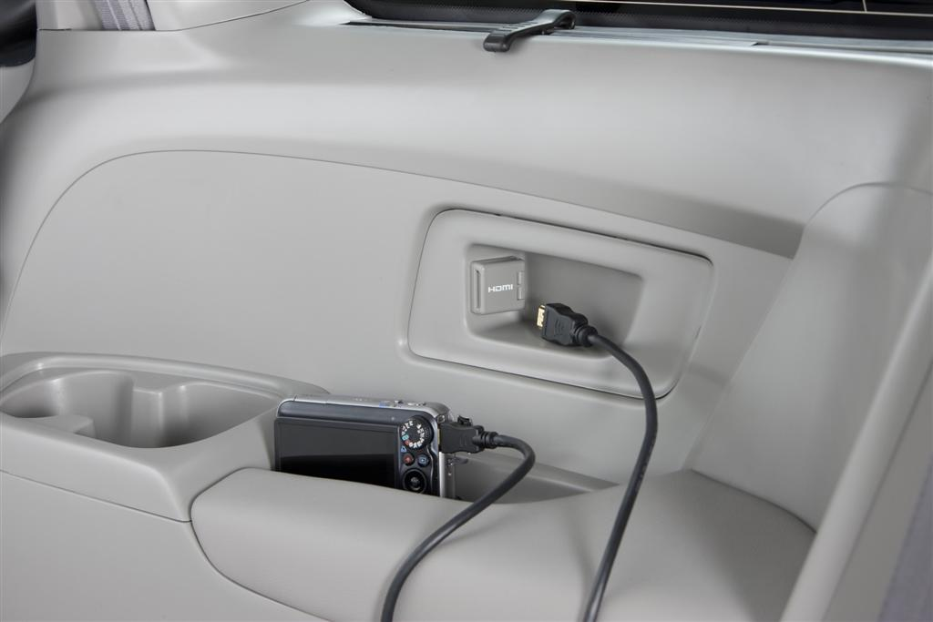 2011 Honda Odyssey Conceptcarz Com