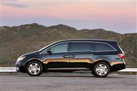 2012 Honda Odyssey image.