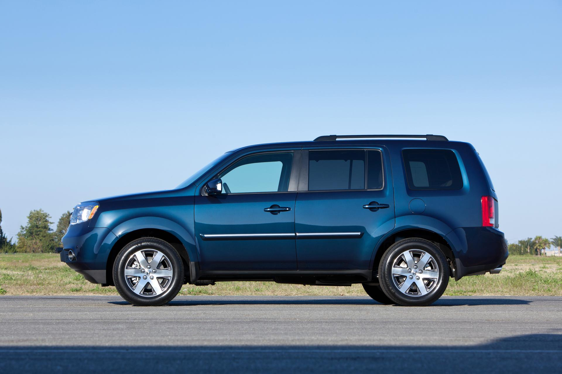 2012 honda pilot for Honda pilot images