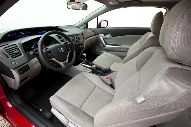 2012 Honda Civic Image