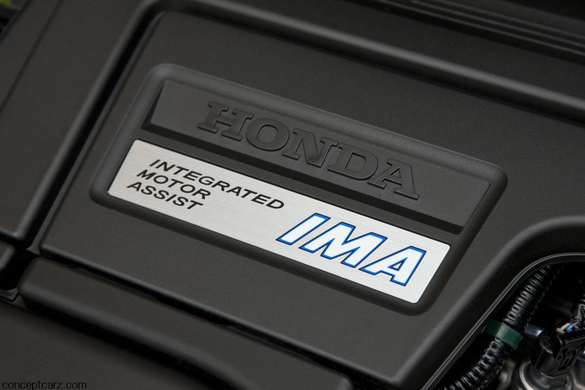 2012 Honda Civic Hybrid Image