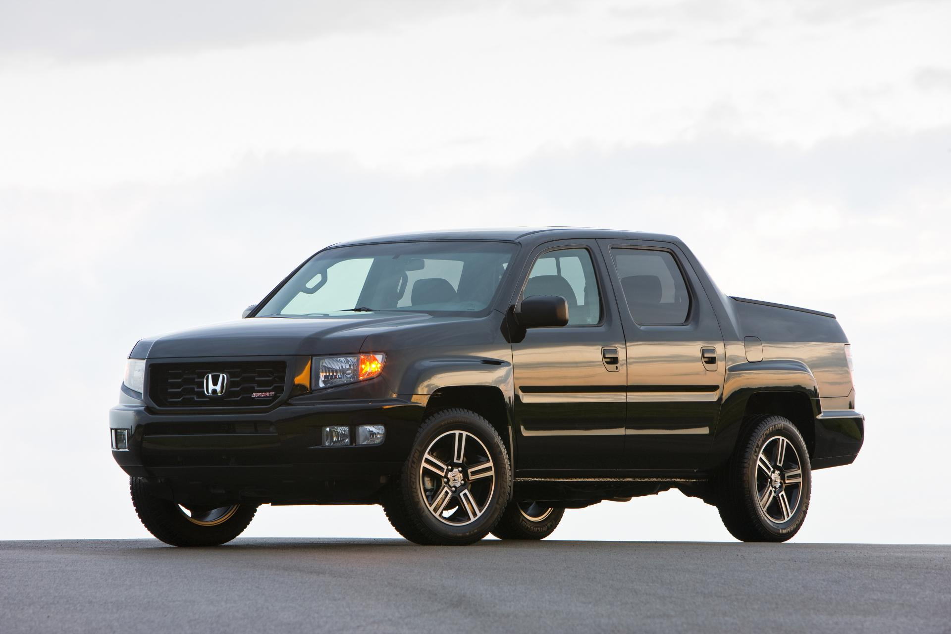 monthly sales data for the honda ridgeline. Black Bedroom Furniture Sets. Home Design Ideas