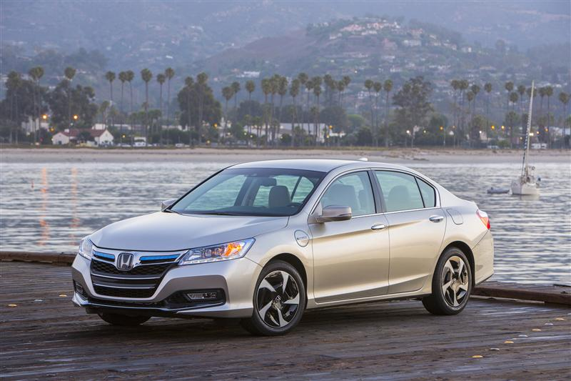 2014 Honda Accord PHEV pictures and wallpaper