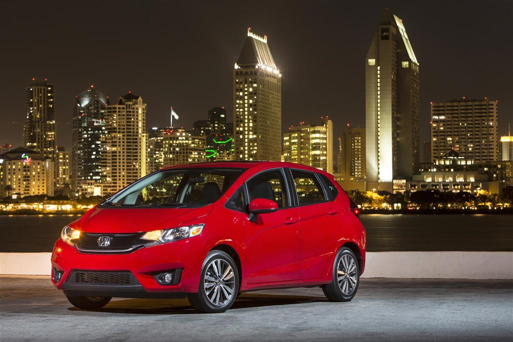Honda Fit pictures and wallpaper
