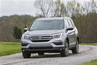 Honda Pilot Monthly Sales