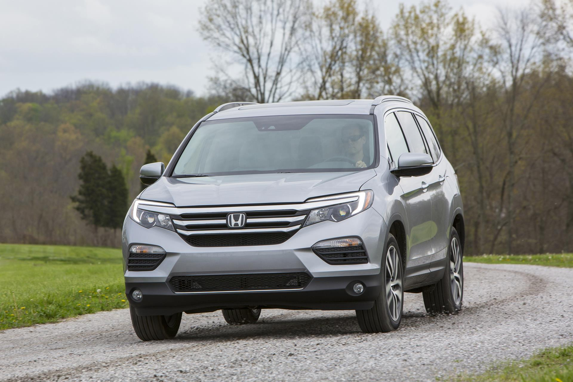 2017 honda pilot technical specifications and data engine
