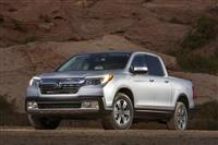 Honda Ridgeline Monthly Sales