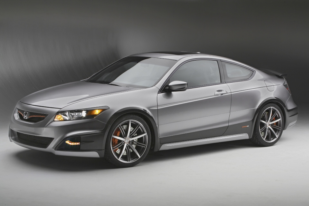 2007 Honda Accord Coupe Hf S Concept Pictures History