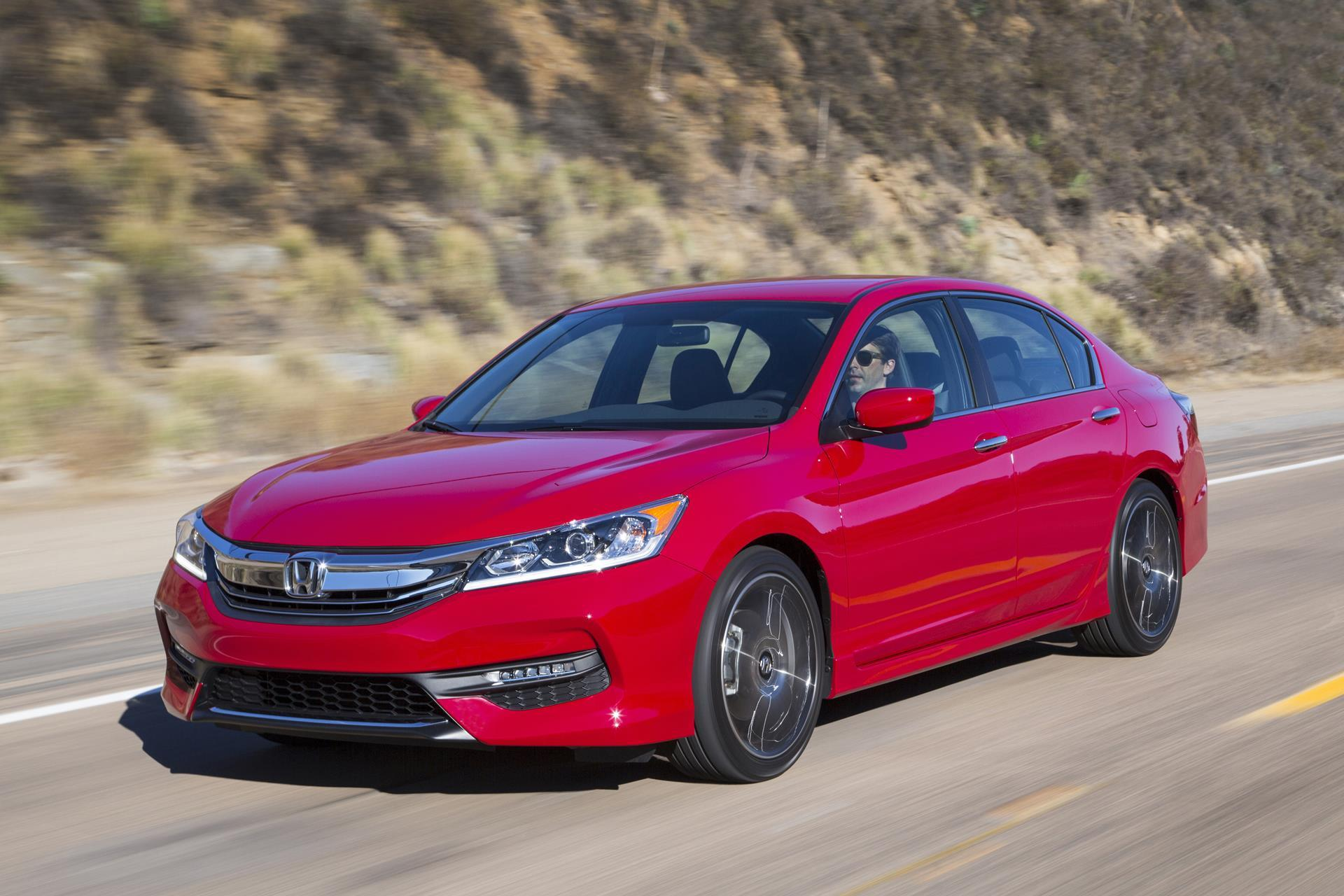 Honda Accord Sport Special Edition pictures and wallpaper