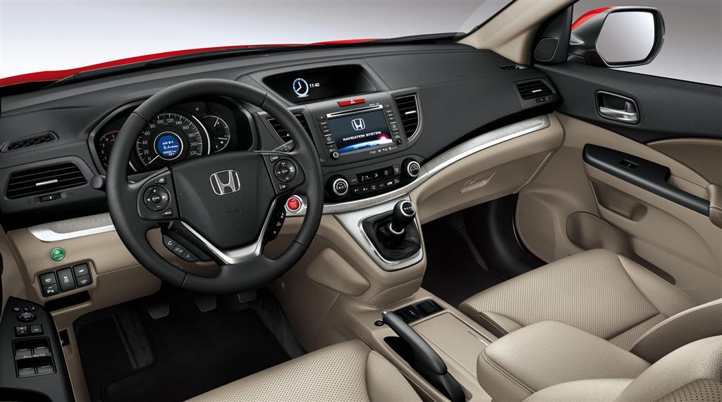 2013 Honda CR-V - conceptcarz.com
