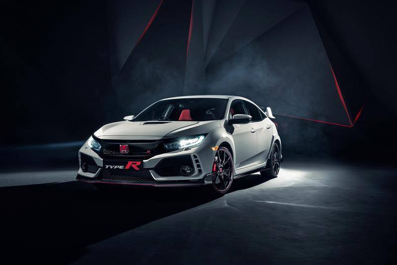 2017 Honda Civic Type R Image