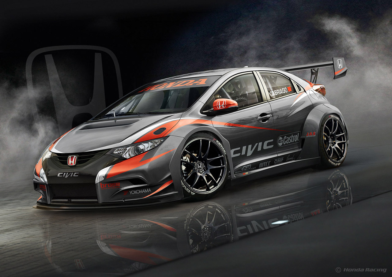 Honda Civic WTCC pictures and wallpaper