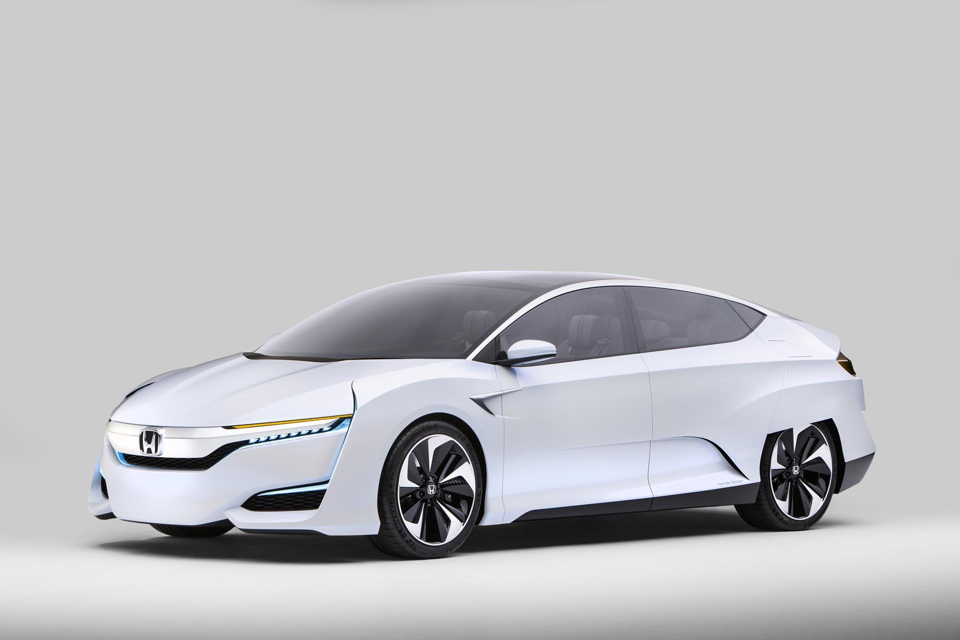 2016 honda clarity fuel cell for Future honda cars