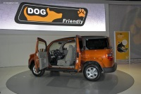 Honda Element Dog-friendly Concept