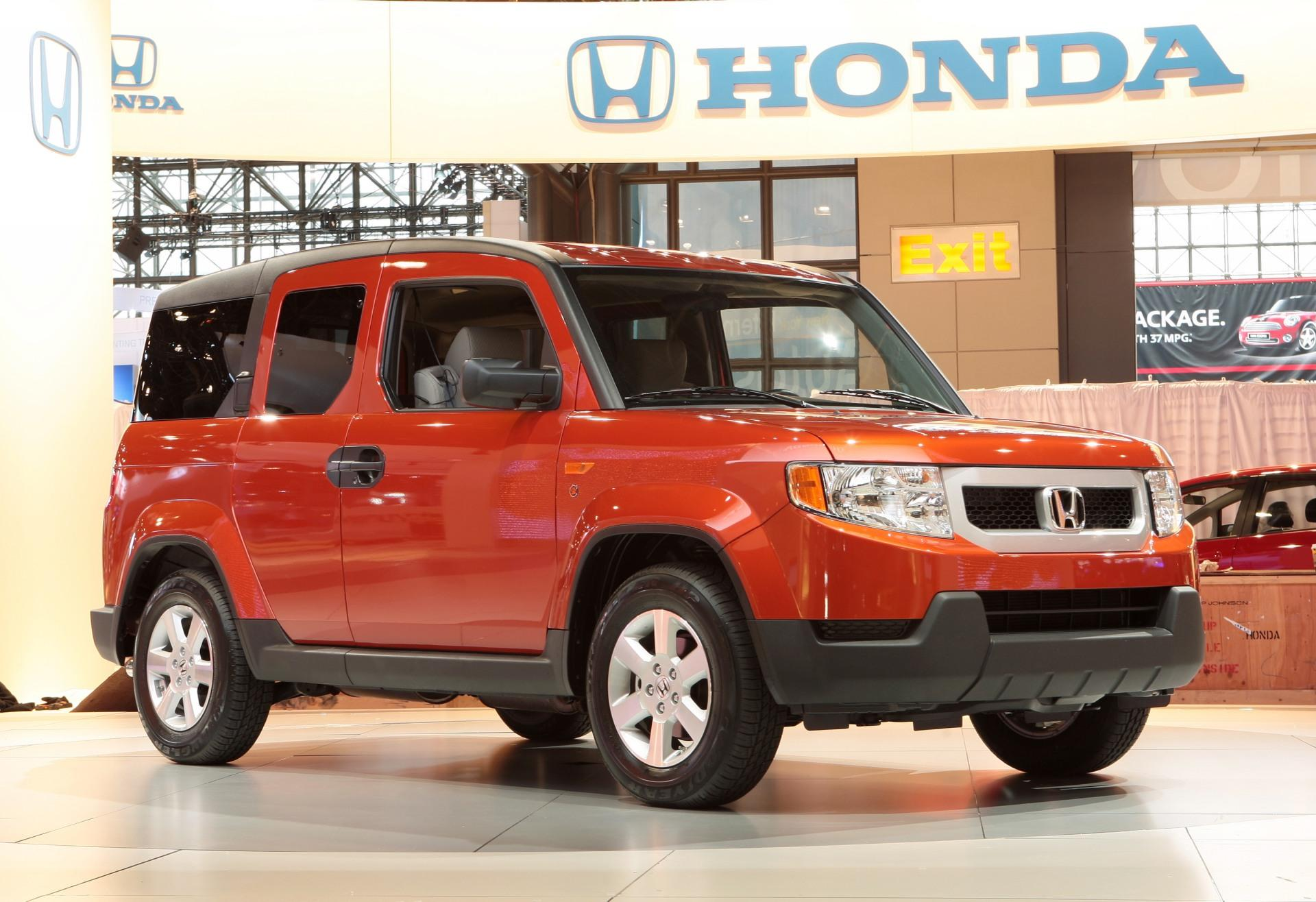 2009 Honda Element Dog-friendly Concept