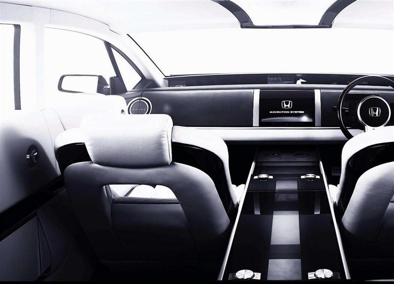 2003 Honda Kiwami Concept Image