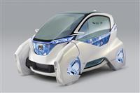 2012 Honda Micro Commuter Concept image.