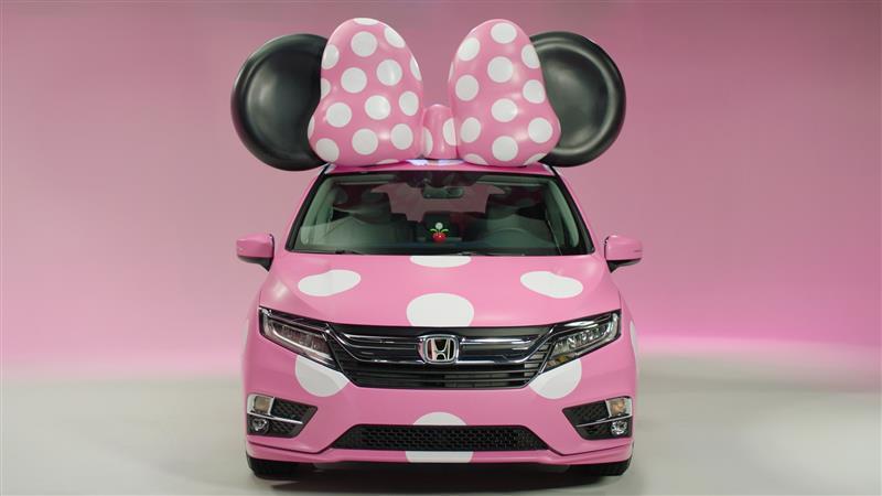 2017 Honda Minnie Van Image