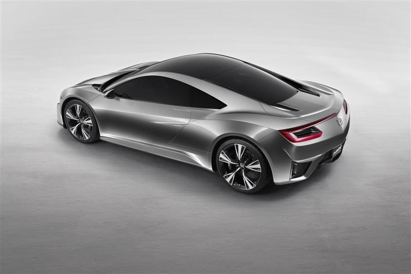 2012 Honda NSX Concept Image