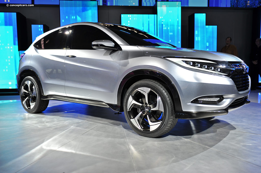 2013 Honda Urban SUV Concept thumbnail image