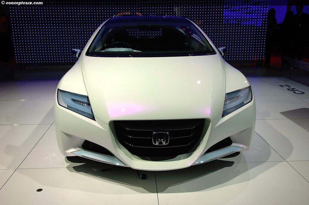 2007 Honda CR-Z Concept Image