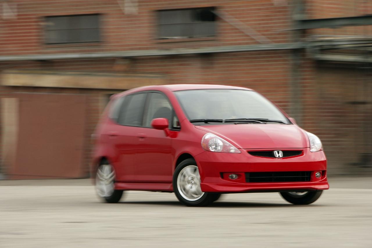 2008 Honda Fit Image
