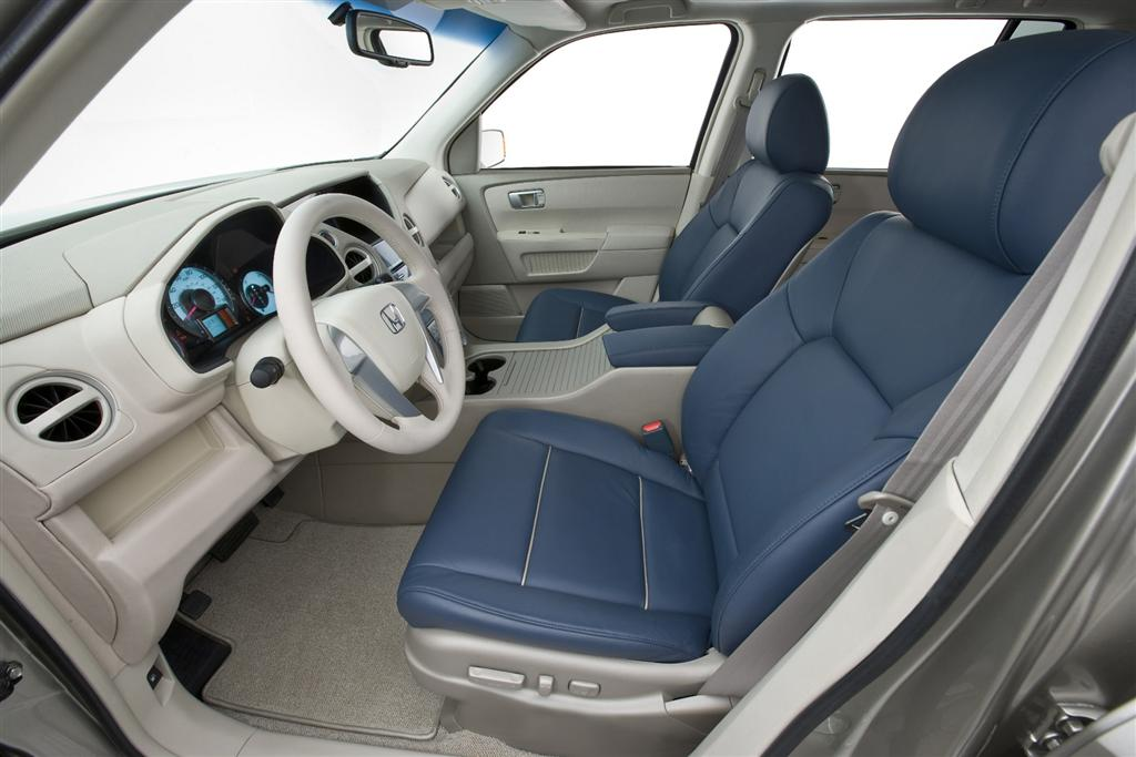 2008 Honda Pilot Prototype Pictures News Research Pricing