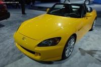 2007 Honda S2000 image.