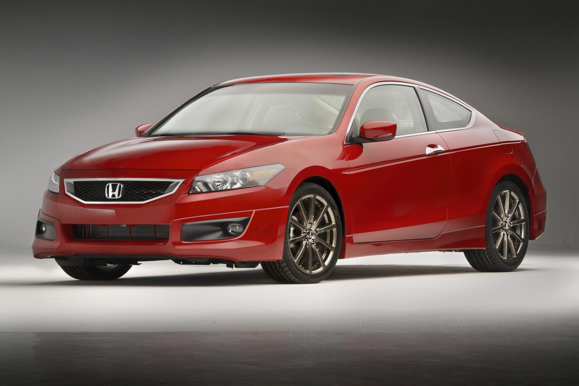 2010 Honda Accord Concept photo - 1