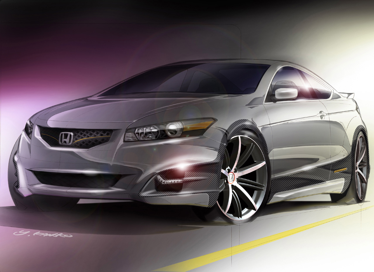 Image Result For Honda Accord Concepta