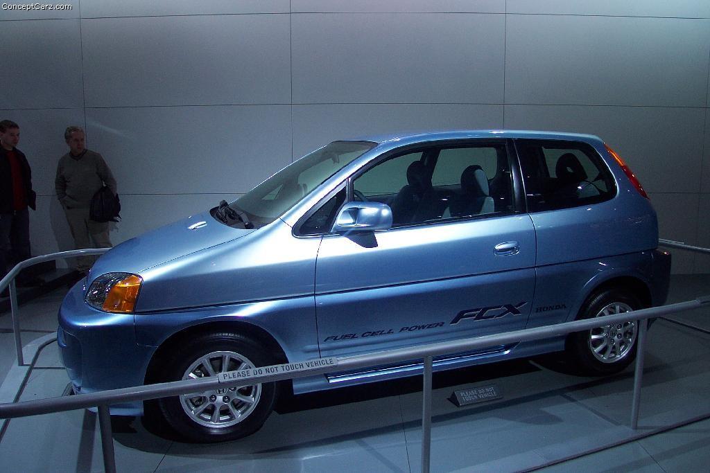2003 Honda FCX Image