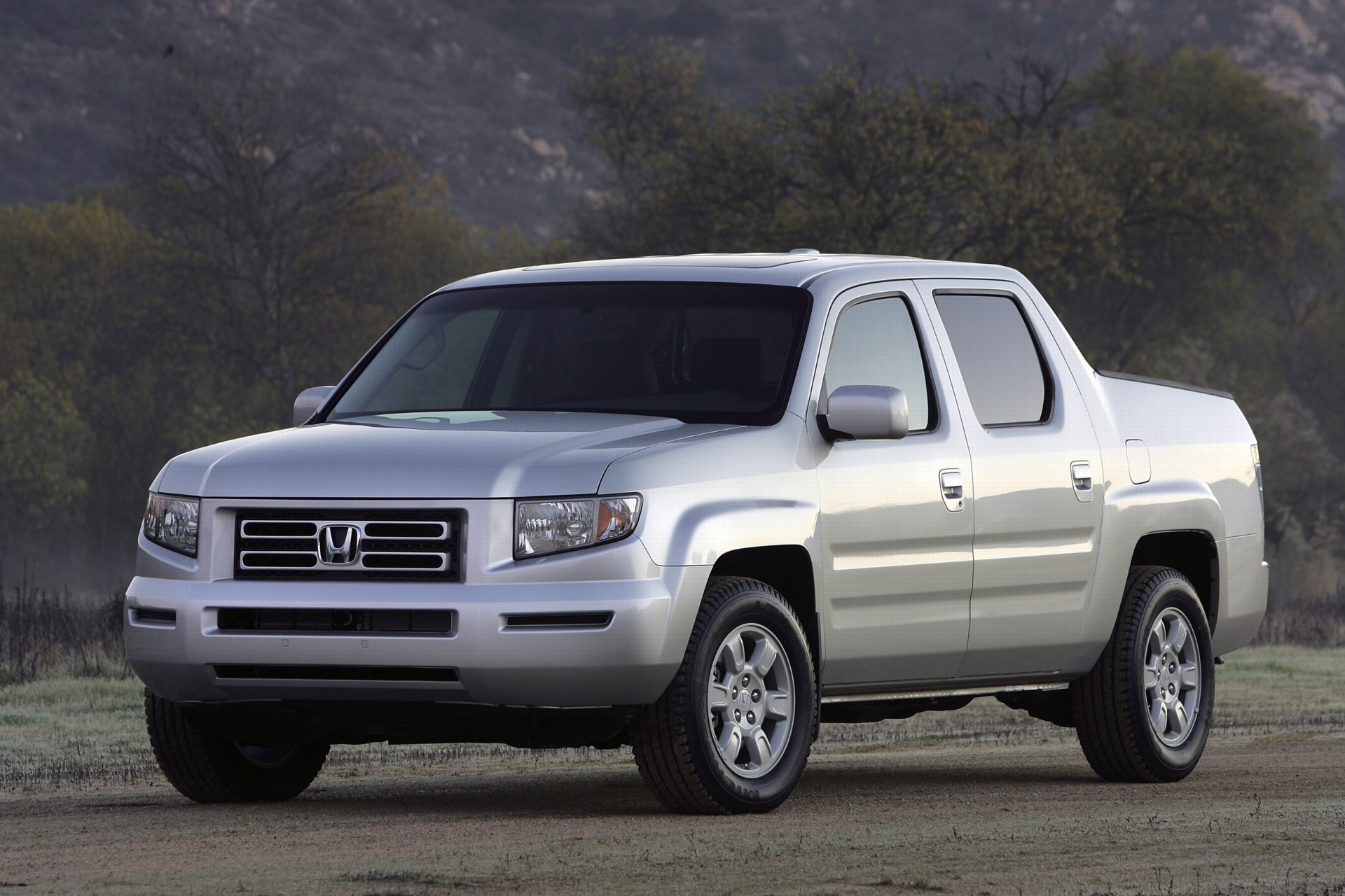 2007 honda ridgeline pictures history value research news. Black Bedroom Furniture Sets. Home Design Ideas