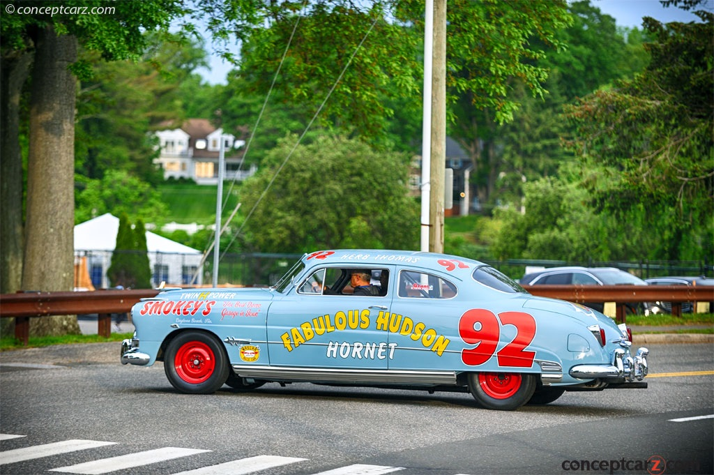 Hudson Hornet Series 7A pictures and wallpaper