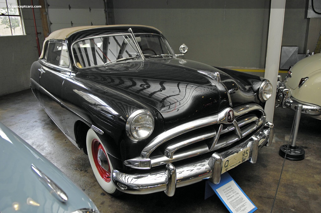 Sothebys Auction Results >> 1951 Hudson Pacemaker Custom Pictures, History, Value ...