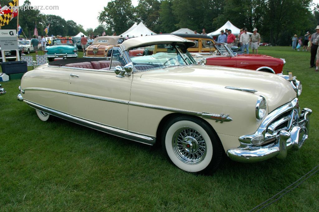 1952 Hudson Hornet Image