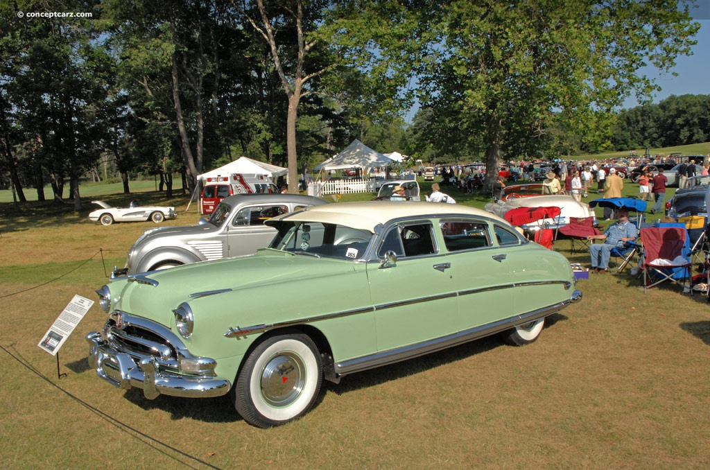 All american classic cars 1953 hudson hornet 2 door club coupe - Image Gallery 53 Hudson Hornet