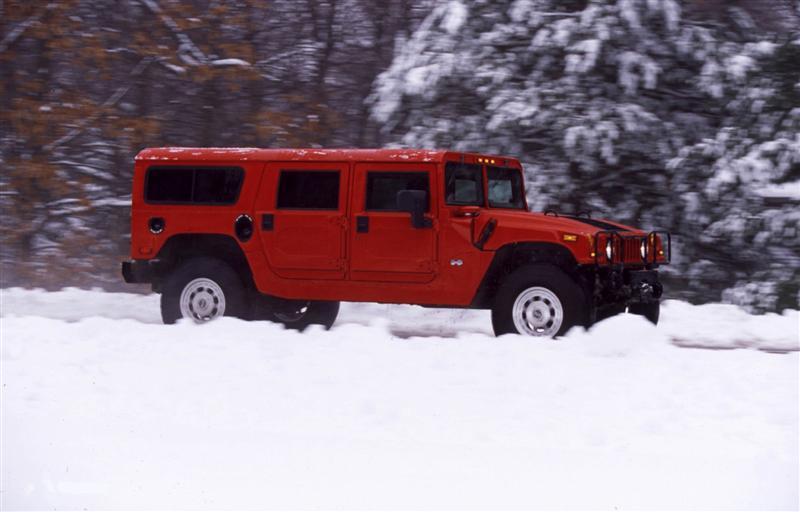 2003 Hummer H1 Image